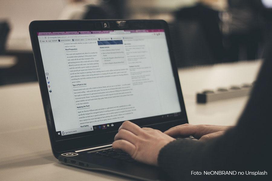 Blog: Minha empresa deve ter?