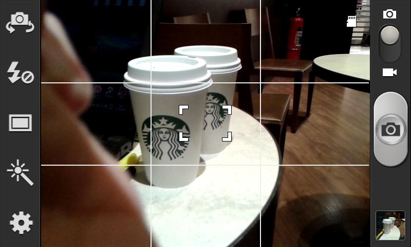 Pontos de Ouro - Café Starbucks